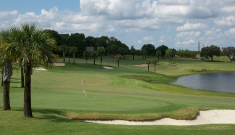 River Greens Golf Course in Avon Park, Florida